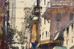 9th Annual Dec 2019/Jan 2020 PleinAir Salon Winner