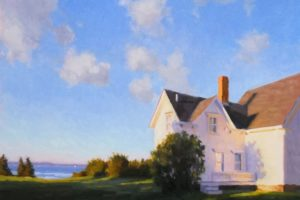 9th Annual May 2020 PleinAir Salon Winner