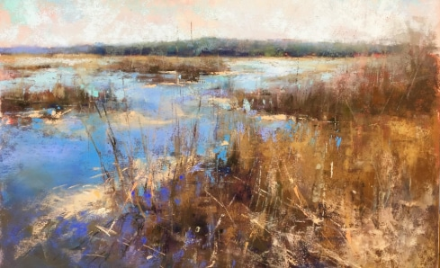 7th Annual Aug/Sept 2017 PleinAir Salon Winner